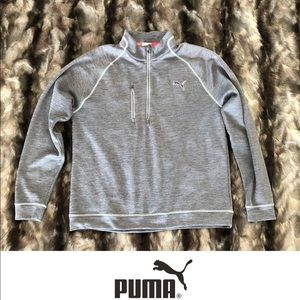 f10a3c0af10d Puma Shirts - Men s Puma Warm Cell Golf Sweatshirt